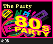 In the 80's, we really knew how to party!